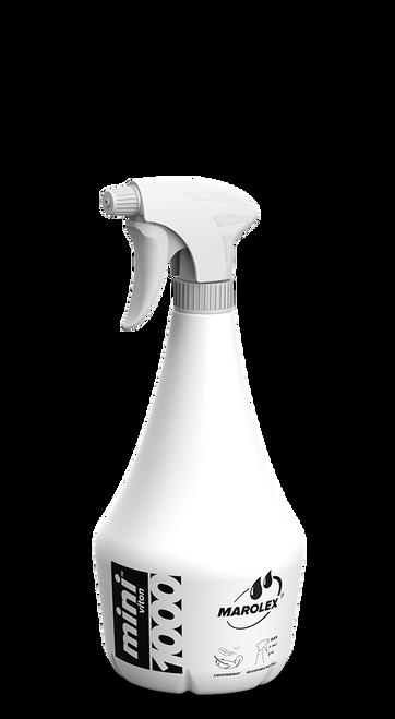 The Clean Garage Marolex Mini Acid 1000 | 1 Liter Spray Bottle Acid Resistant
