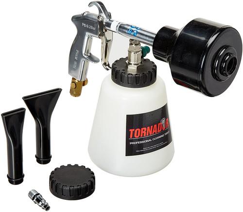 Clean Garage Tornador Air Foam Gun | Air Powered Pneumatic Snow Foam Cannon
