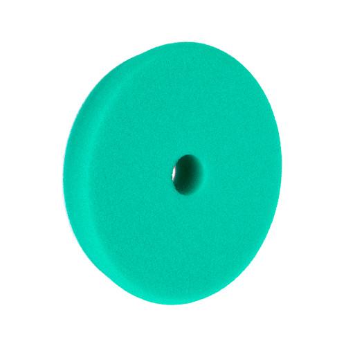 "Clean Garage 7"" Clean Garage Green Foam Medium Cutting Pad | For 6"" Backing Plate DA/Rotary"