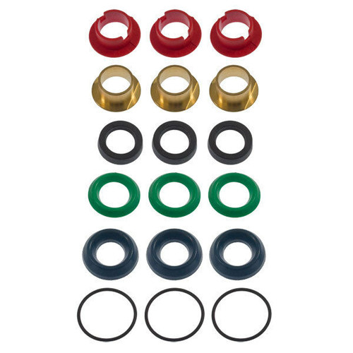 The Clean Garage AR Blue Water Seal Replacement Kit | For AR630 Triplex Plunger Pump | SD47033