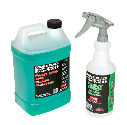 Clean Garage P&S Paint Prep and Glass Cleaner 1 Gallon   Kit Coating Prep