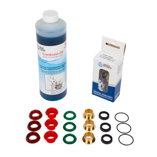 AR Blue Clean AR630TSS Maintenance Kit | Pump Oil and Water Seals AR630