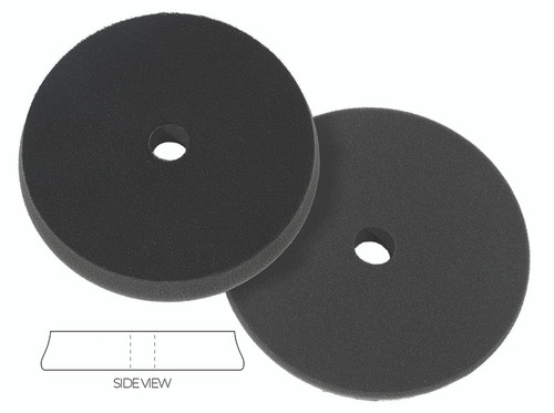 """The Clean Garage Lake Country SDO Polishing Pad Black Foam 6.5"""" 