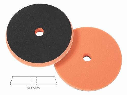 "The Clean Garage Lake Country SDO Polishing Pad Orange Foam 5.5"" | For 5"" Backing Plate"