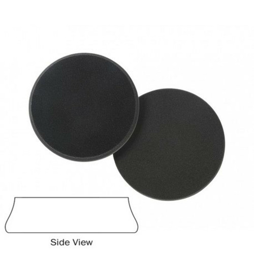 """The Clean Garage Lake Country SDO Polishing Pad Black Foam 3.5"""" 