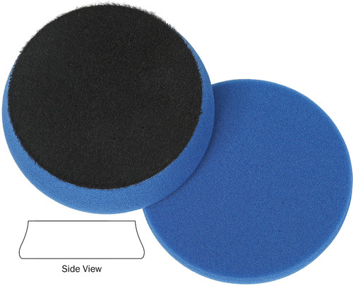 """The Clean Garage Lake Country SDO Polishing Pad Blue Foam 3.5"""" 