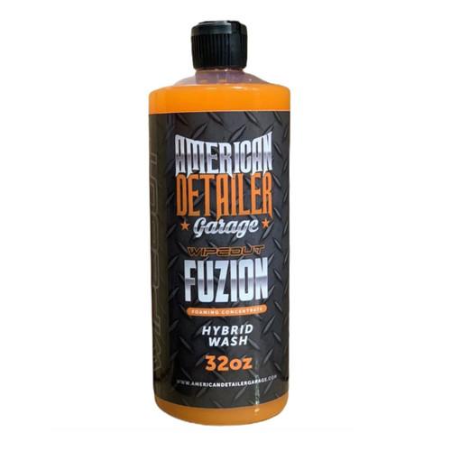 The Clean Garage American Detailer Garage Wipeout Fuzion 32oz | Foaming Hybrid Wash
