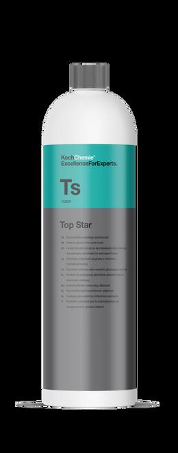 The Clean Garage Koch Chemie Top Star 1 Liter   Inter Plastic Semi Gloss Dressing