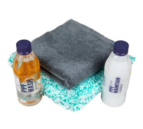 Clean Garage Gyeon Q2M PPF Wash Kit | Paint Protection Film Maintenance Cleaning Kit