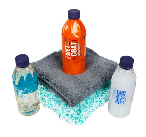 Clean Garage Gyeon Ceramic Coated Vehicle Wash Kit | Coating Maintenance Cleaning Kit
