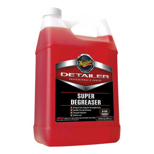 The Clean Garage Meguiars D108 Super Degreaser 1 Gallon | Concentrated D10801