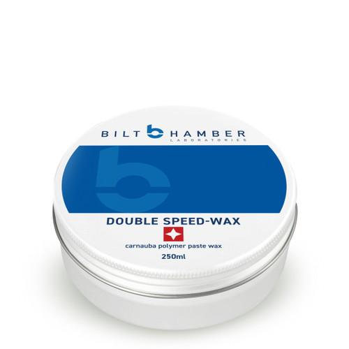 The Clean Garage Bilt Hamber Double Speed-Wax 250ml | Ultra Double Paste Wax