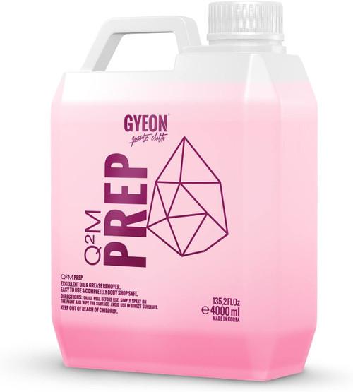 The Clean Garage GYEON Q2M Prep 4000 ml | Paint Coating Surface Prep Spray