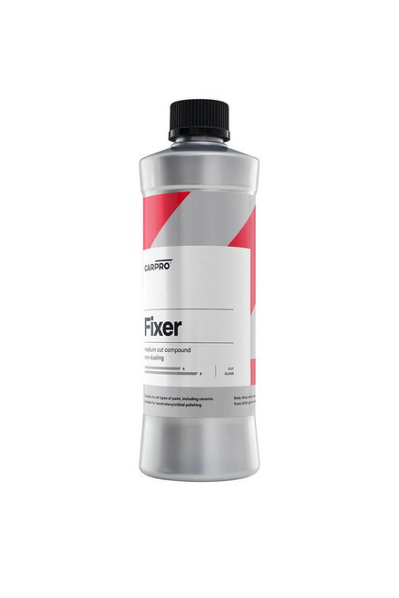 The Clean Garage CarPro Fixer Compound 500ml | Medium Cut Polish