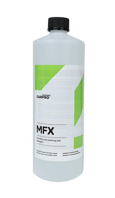 The Clean Garage CarPro MFX 1 Liter | Microfiber & Polishing Pad Detergent