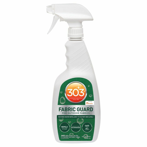 303 Fabric Guard 32oz | Convertible Top Outdoor Fabric Protectant