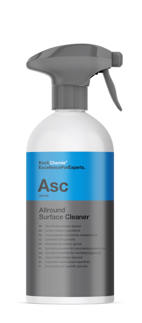 The Clean Garage Koch Chemie Allround Surface Cleaner