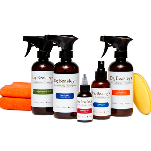 Dr. Beasley's Protection Prescription | Complete Protective Coating Kit