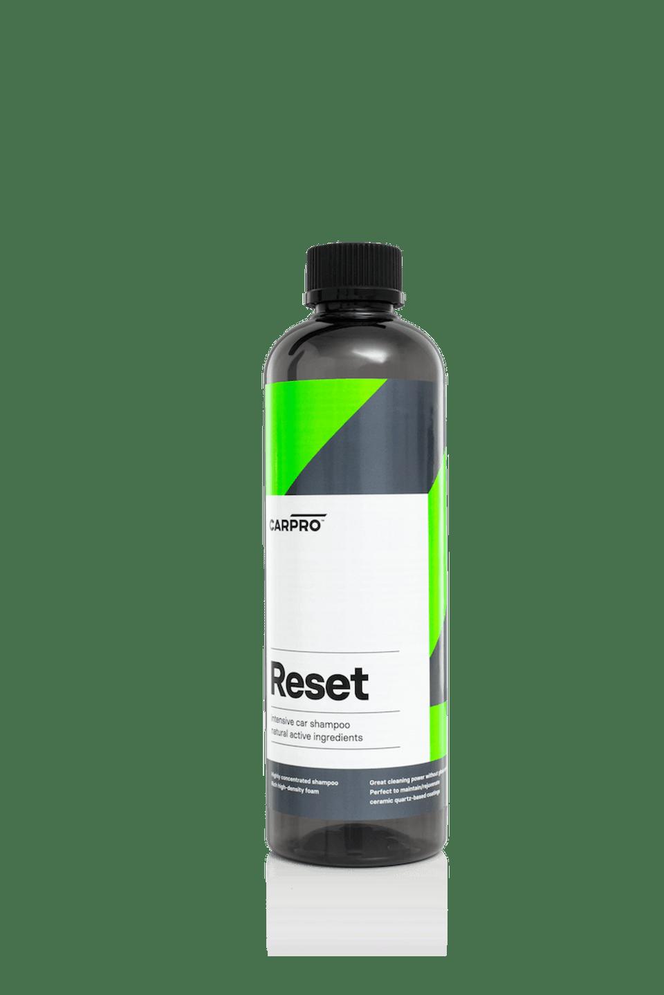 CarPro Reset Intensive Car Shampoo - 500 ml Formulated for Coatings