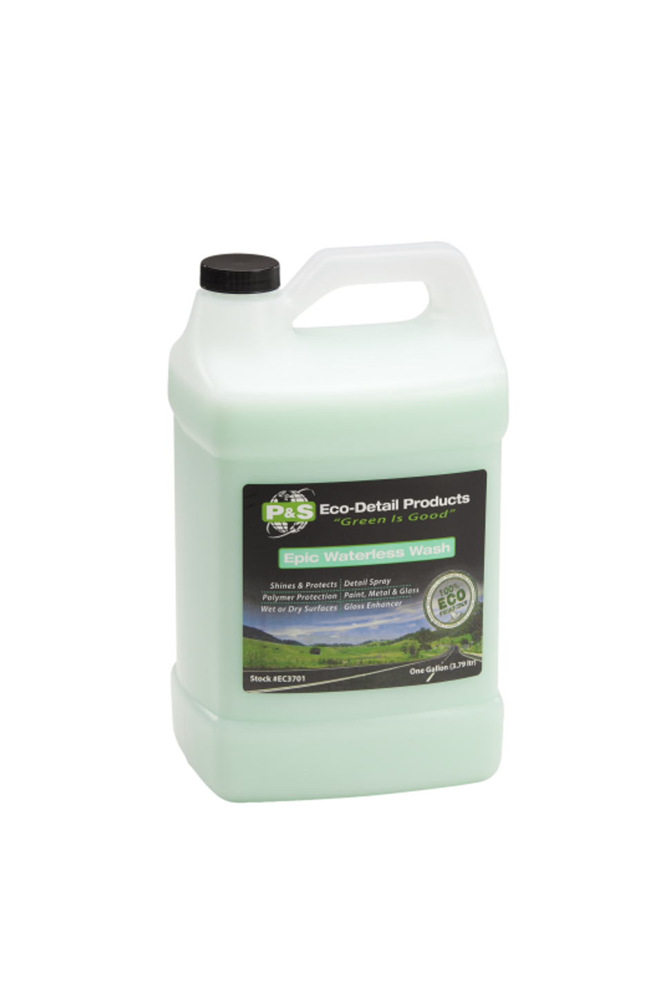 P&S Epic Waterless Wash 1 Gallon | Eco Detail Products