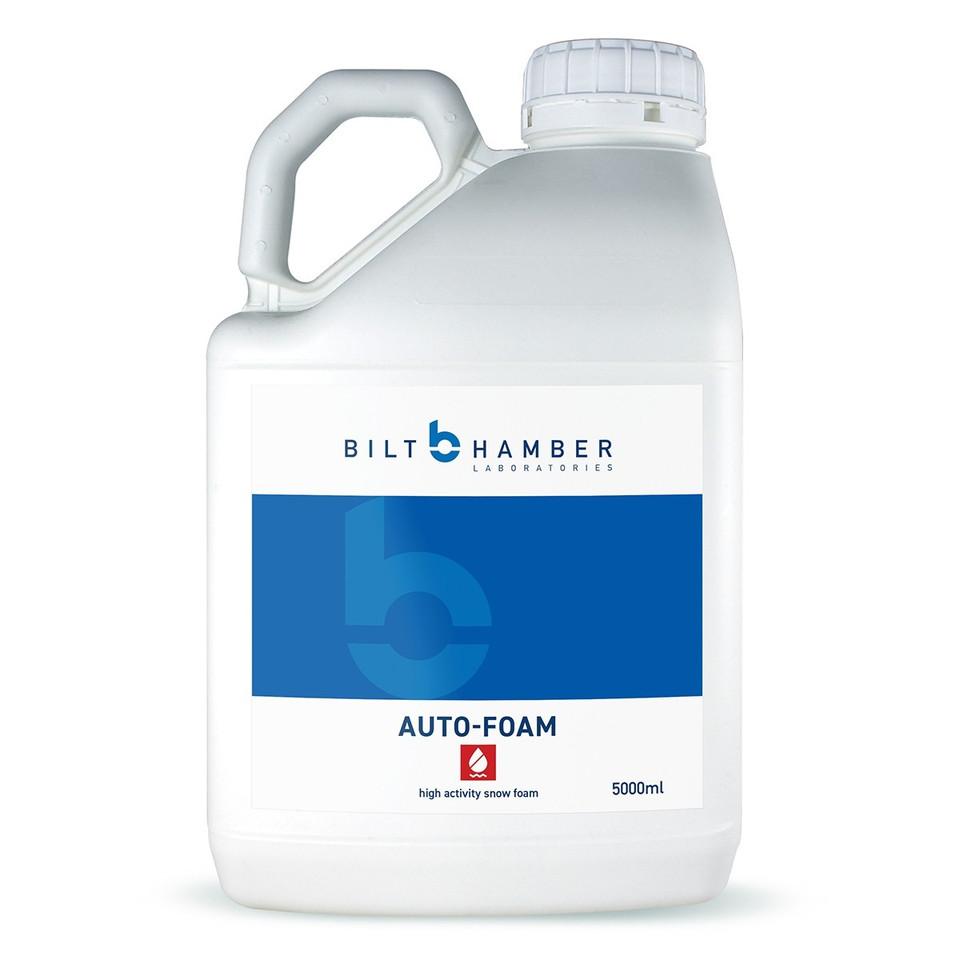 Bilt Hamber Auto-Foam 5 Liter | 169oz Pre Wash Snow Foam