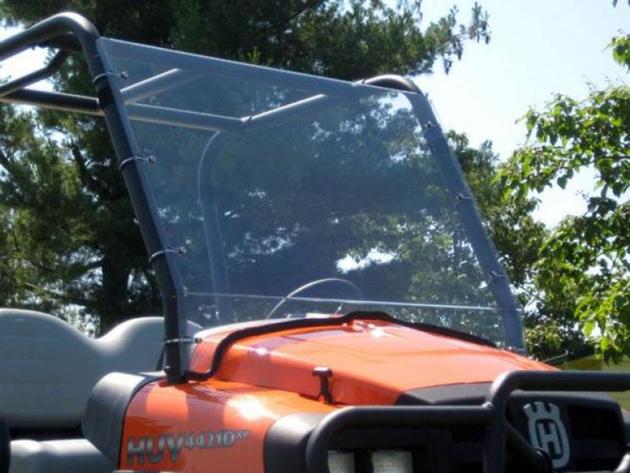 Club Car XRT1550 SE Lexan Polycarbonate Hard UTV Windshield USA Made