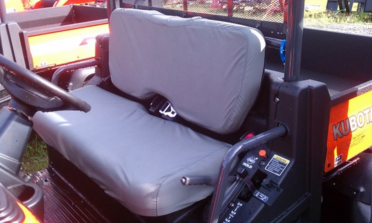 Magnificent Kubota Rtv900 Xt 2011 Newer Bench Seat Covers Machost Co Dining Chair Design Ideas Machostcouk