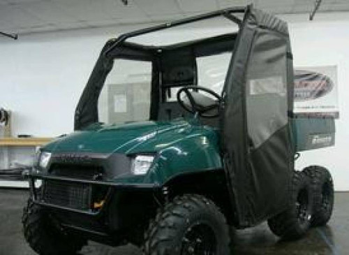 2004-2008 Polaris Ranger (2) Door Kit with Rear Window GCL UTV