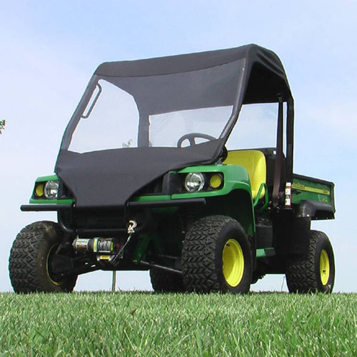 John Deere Gator HPX XUV MINI CAB Enclosure - Roof / Windshield / Rear Window 620i 850d