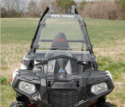 Polaris Sportsman Ace CoolFlo Windshield with Fast Clamps
