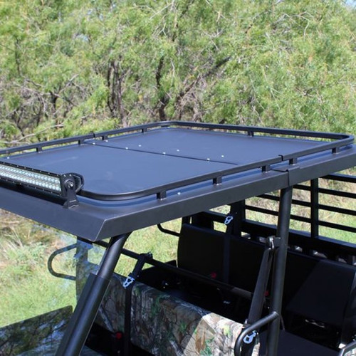 Kawasaki Mule PRO-FXT / PRO-DXT Heavy Duty Steel Roof Hard Top Made in USA