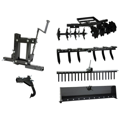 IMPACT Implements Pro 6-Piece Kit for ATV UTV IP4999