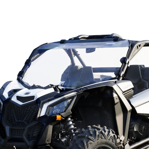 Can-Am Maverick 1000 Evolution UTV 1/4 Inch Lexan Windshield | Wiper Kit Available