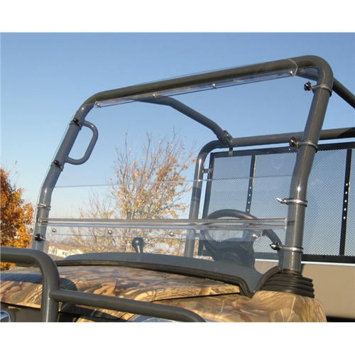 Kubota RTV900 Folding Lexan Polycarbonate Windshield