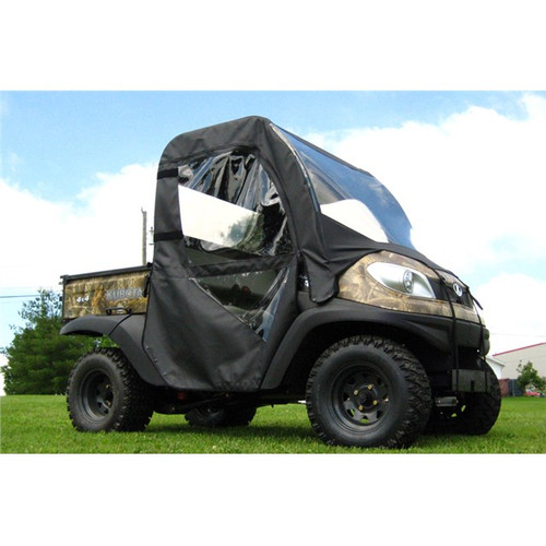 Kubota RTV400 RTV500 Full Cab Enclosure Vinyl Windshield