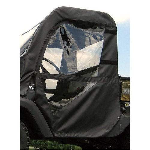 Kubota RTV400 RTV500 Soft Door Kit - Set of 2 Soft Sided Doors