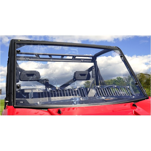 Bobcat 3400 Pro-Fit Frame Lexan Polycarbonate Aero-Vent Windshield 2016 & Newer