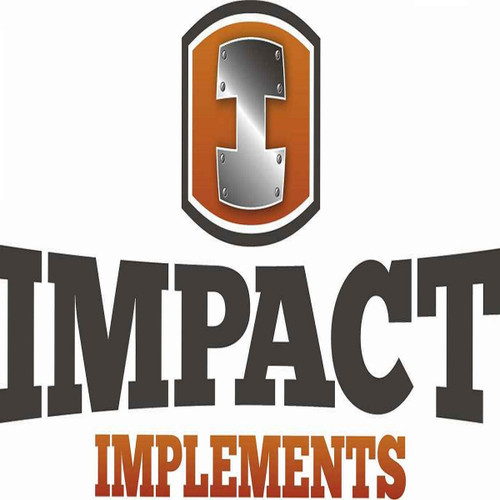 Impact Implements PRO 3-Point Hitch Receiver for Garden & Lawn Tractor IP4411