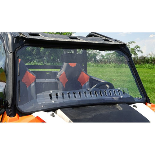Polaris General 4 1000 Aero-Vent Polycarbonate Windshield