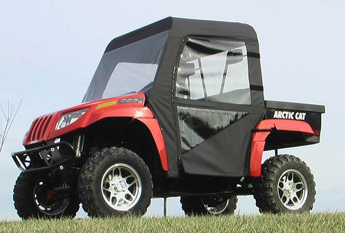 2006-2011 Arctic Cat Prowler Full Cab Enclosure w/ Vinyl Windshield