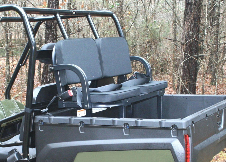 Great Day UTV Deluxe Rumble Seat UVDRS200BL