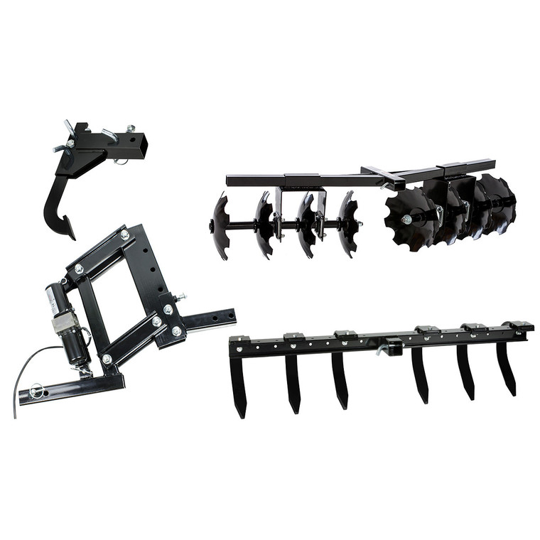 IMPACT Implements PRO Hydraulic New Soil Cultivation 4 Piece Kit IP4999