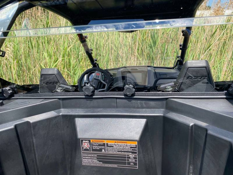 Polaris RZR PRO XP Hard Coated Polycarbonate Rear Panel Cab Back 14141