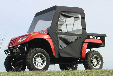 2006 2011 Arctic Cat Prowler Full Cab Enclosure W Vinyl