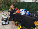 Backyard Spring Cleaning With Home Improvement & Lifestyle Expert Kathryn Emery KTLA TV 5