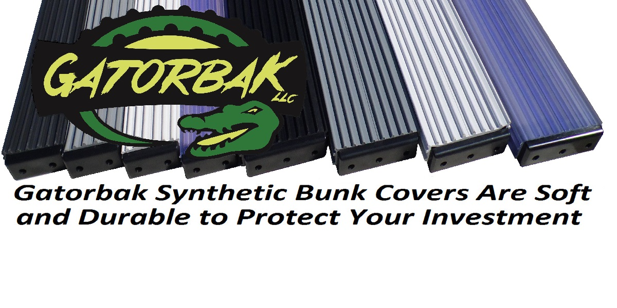 Gatorbak synthetic bunk covers are soft and durable to protect your investment.