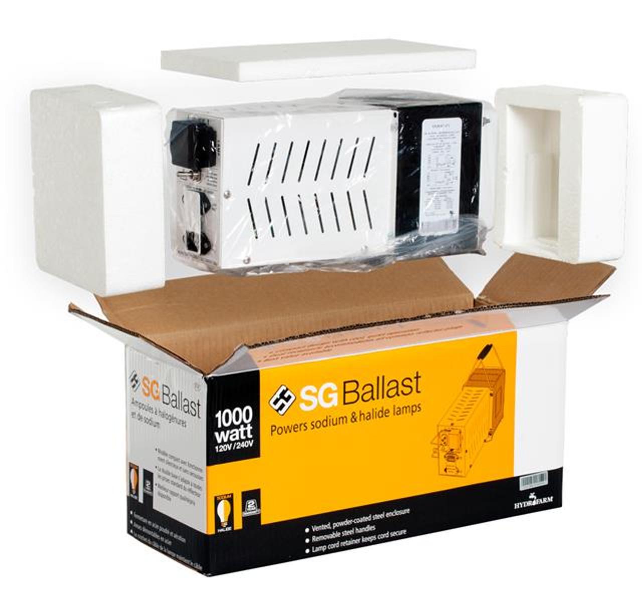 SG HPS Magnetic Ballast, 120/240v