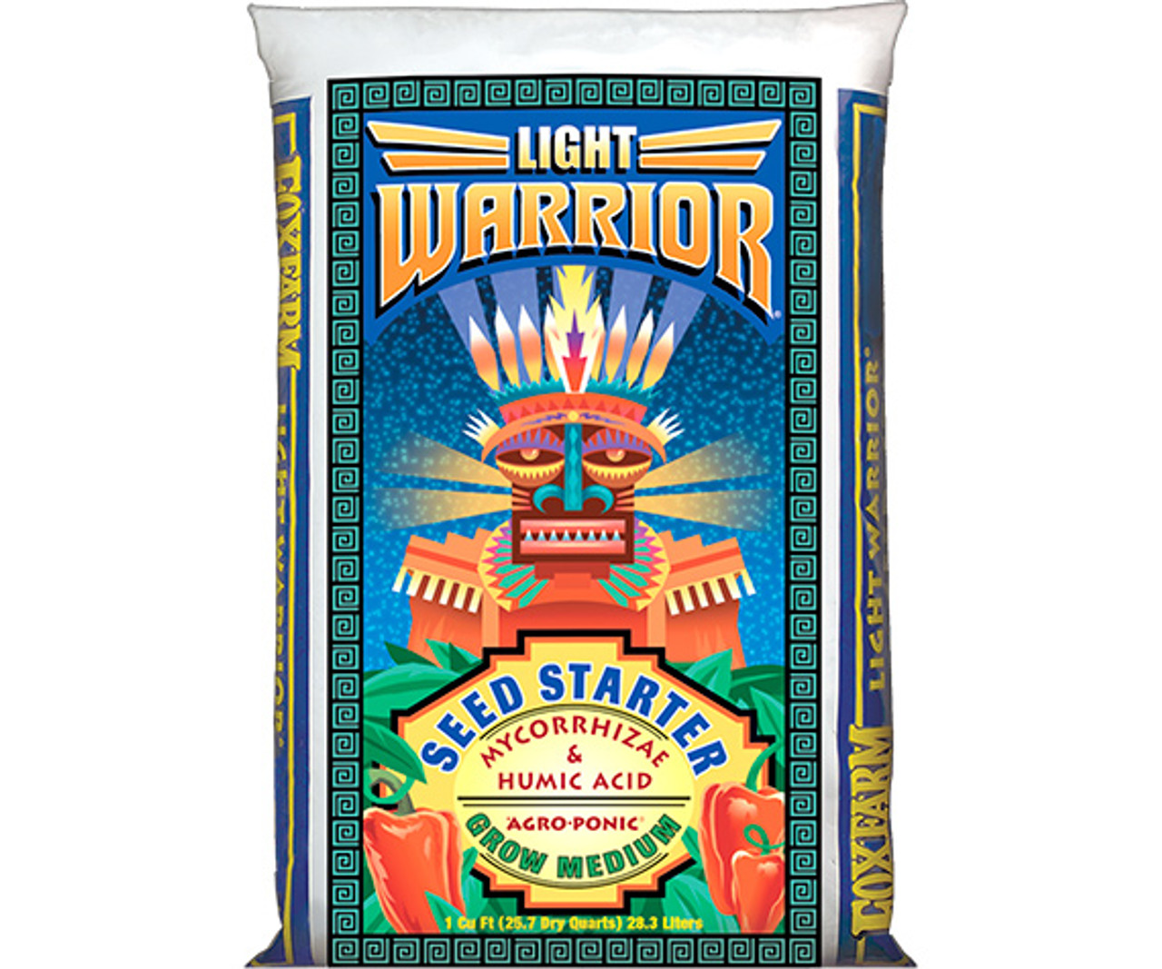 Light Warrior 1 cu ft
