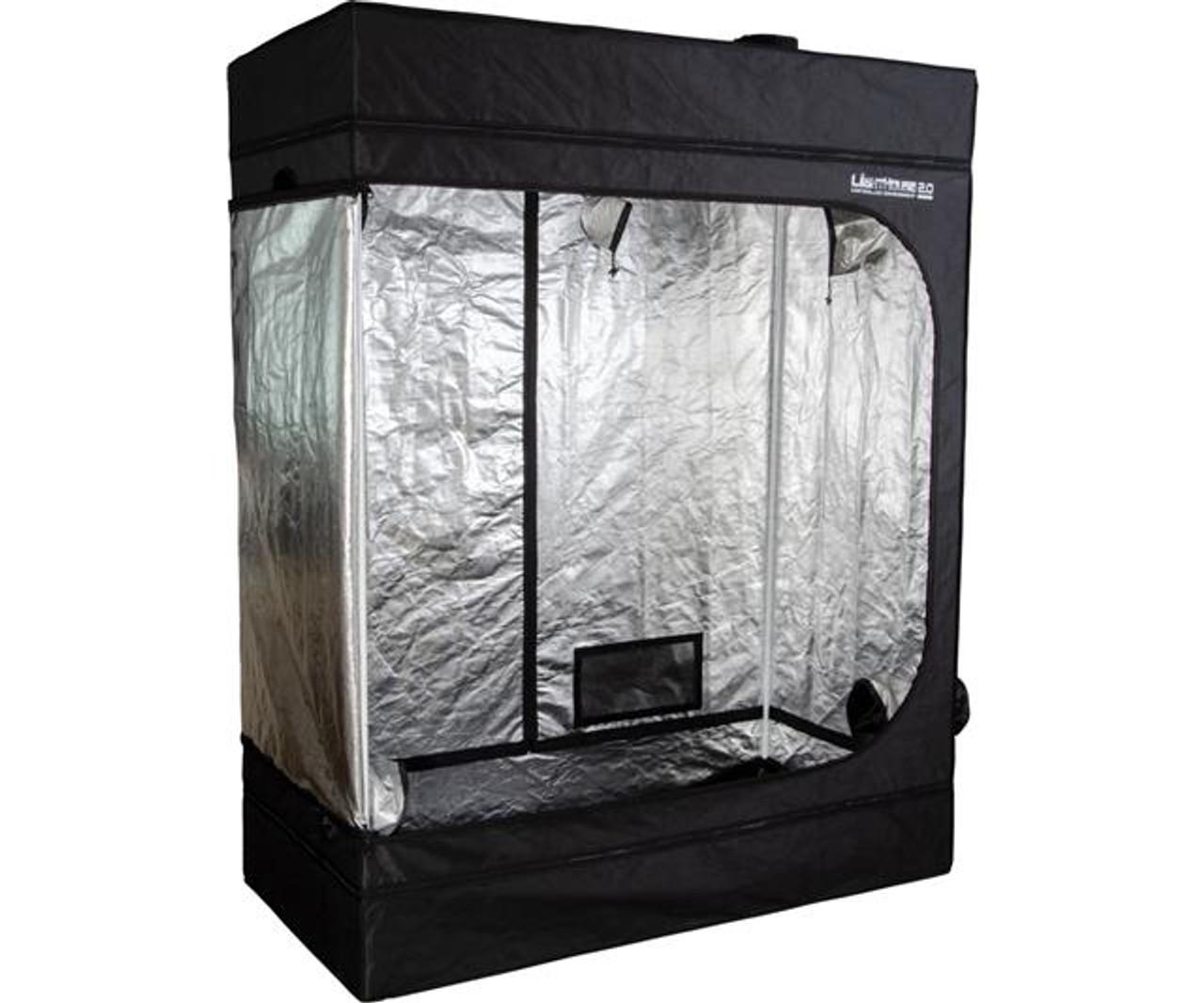 5'x2.5'x6.5' Grow Tent