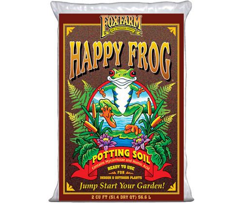 Happy Frog 2 cu ft